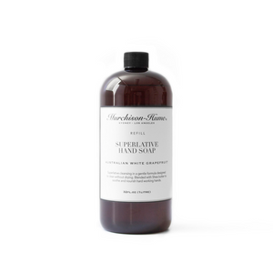 Superlative Hand Soap Refill - White Grapefruit