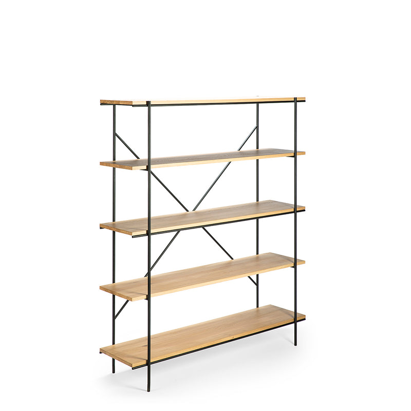 Oak Rise Bookcase
