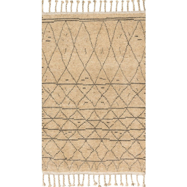 Tulum Natural/Grey Rug