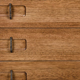 Tonga Chest - Dark Walnut