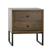 Tybalt 2-Drawer Side Table
