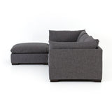Westend Sectional - Charcoal