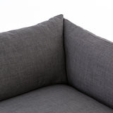 Westend 5 Piece Sectional - Charcoal
