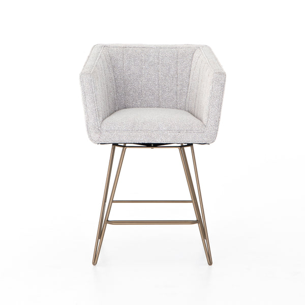 Norrey Swivel Stool
