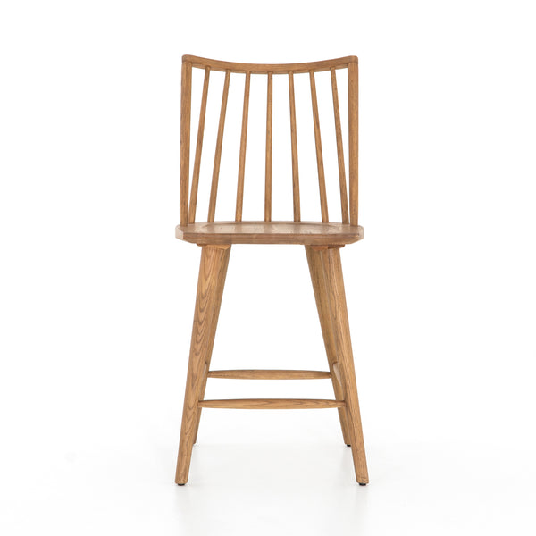 Lawrence Stool - Sandy Oak