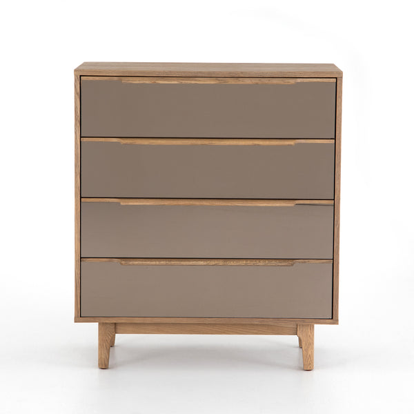 Atticus 4 Drawer Dresser