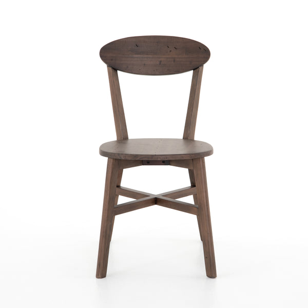 Rossum Dining Chair - Saddle Tan