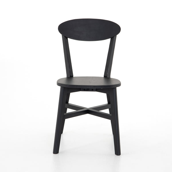Rossum Dining Chair - Black