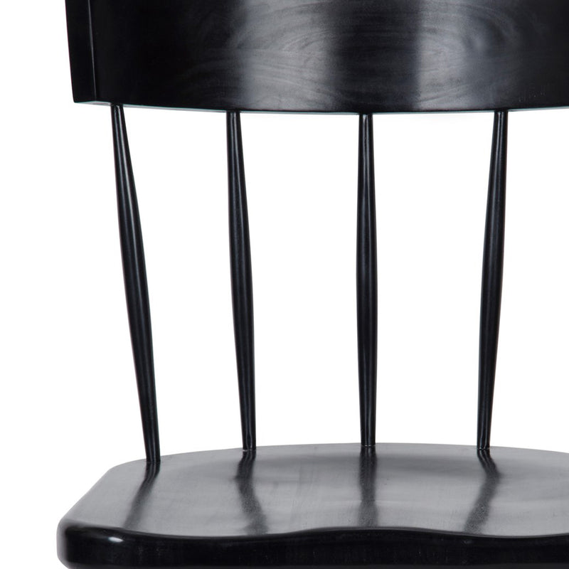 Verve Black Dining Chair