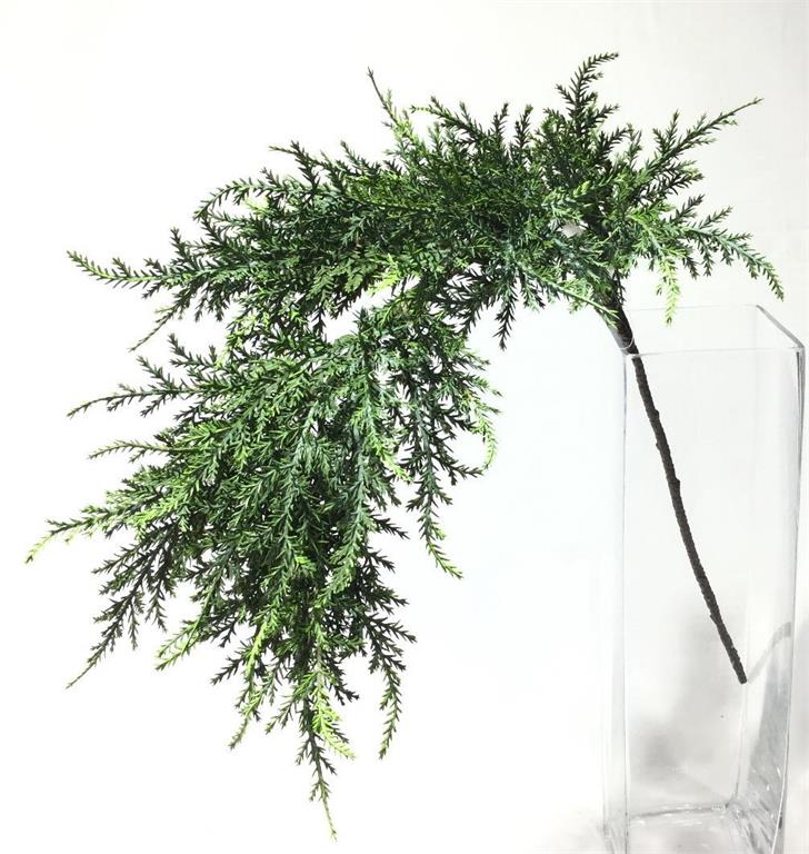Cascading Juniper Spray