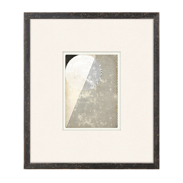 Geometry Lessons XIII Framed Print