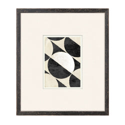 Geometry Lessons XII Framed Print