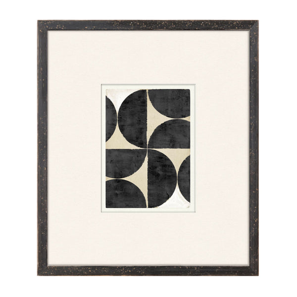 Geometry Lessons XIV Framed Print