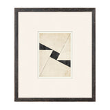 Geometry Lessons XI Framed Print