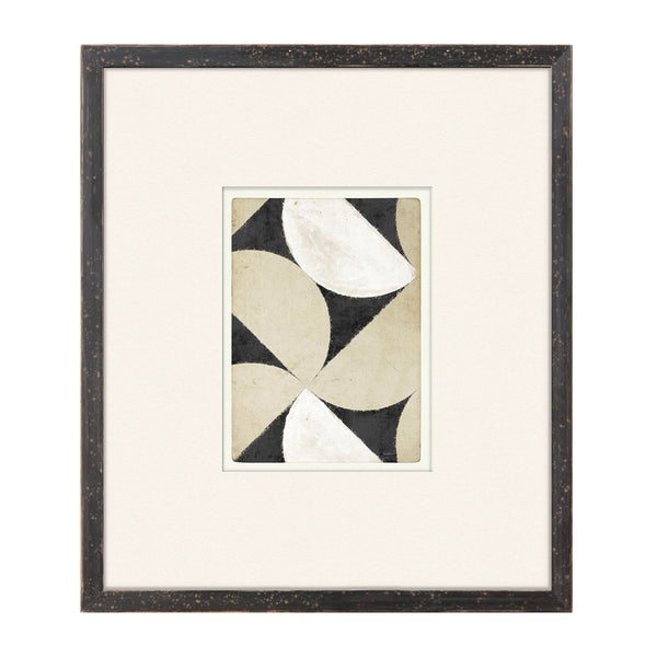 Geometry Lessons XVIII Framed Print