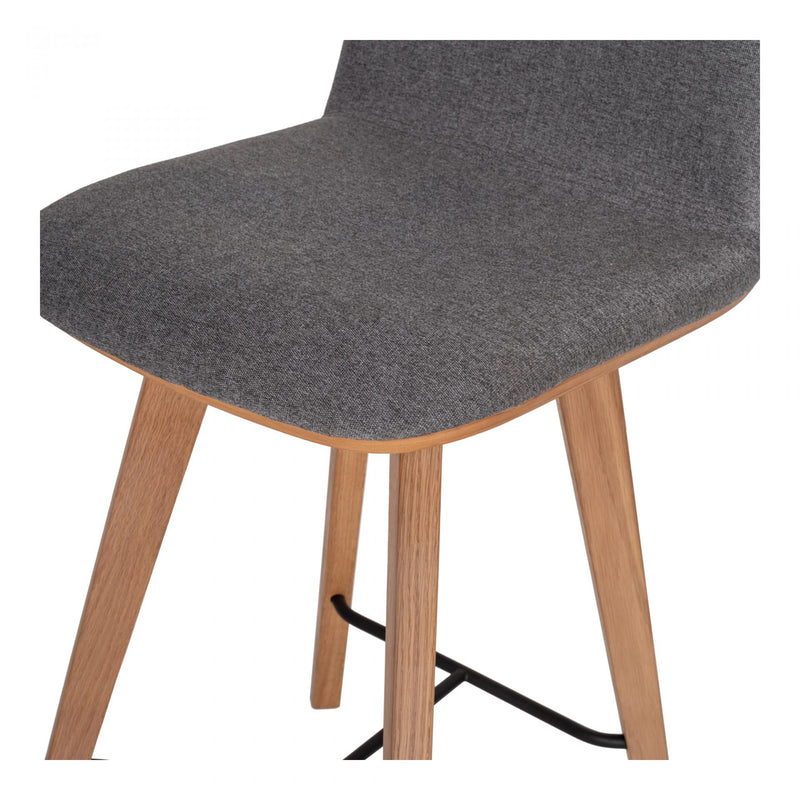 Naples Counter Stool - Grey