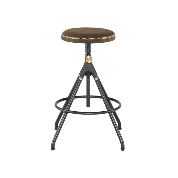 Aaron Counter Stool - Jin Green