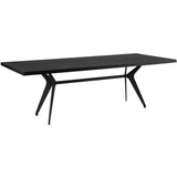 Ada Dining Table - Black