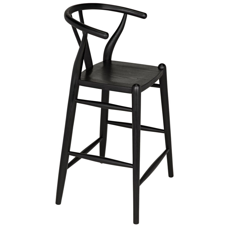 Lolita Counter Stool - Charcoal