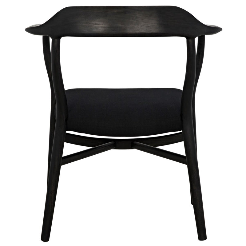 Rae Dining Chair - Charcoal
