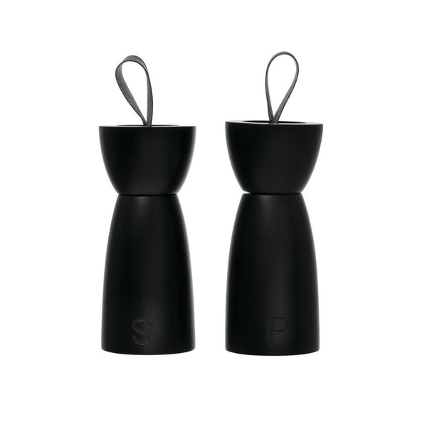 Monty Salt & Pepper Mills