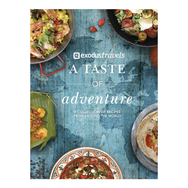 A Taste of Adventure Cookbook