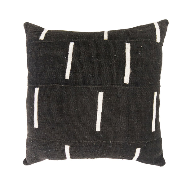 Benji Black Pillow