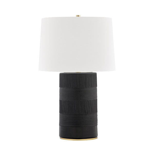 Palet Table Lamp - Black