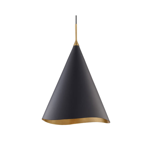 Martina Pendant - Black