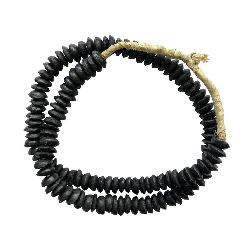 Black Ashanti Beads