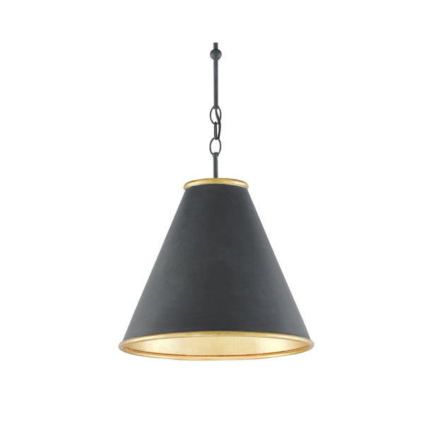 Pierre Small Pendant - Black