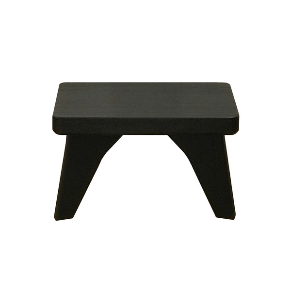 Banya Step Stool - Black