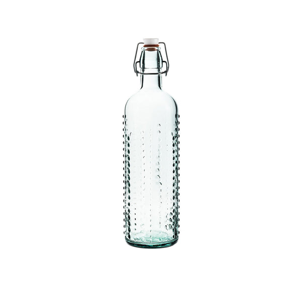 Dotted Bottle with Seal