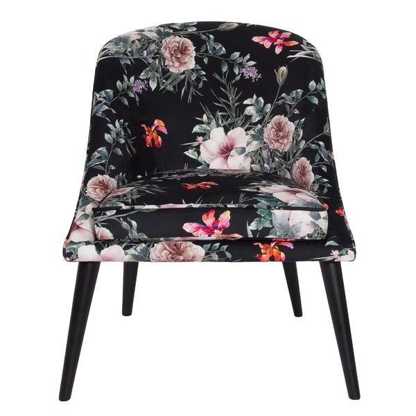 Brianne Accent Chair - Floral