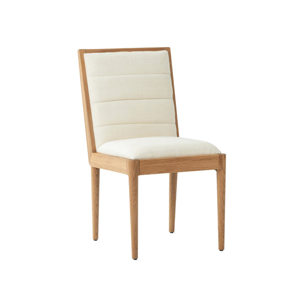 Brisbane Dining Chair - Eller Cream