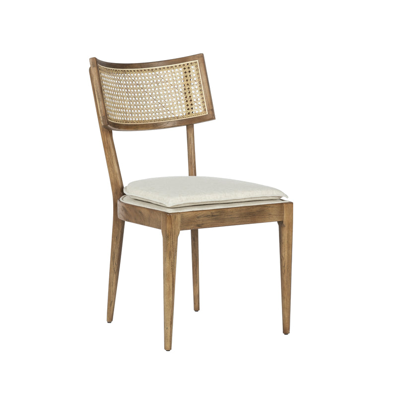 Britt Dining Chair - Toasted Nettlewood