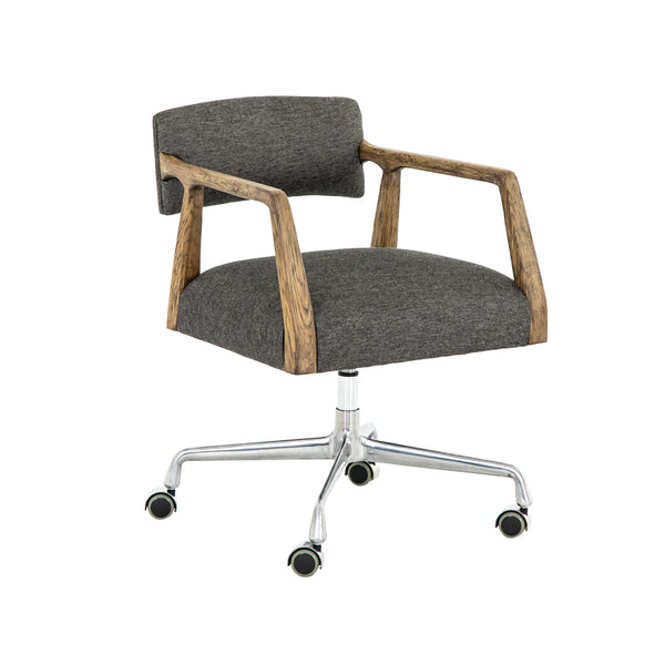 Bronson Desk Chair - Ives Black