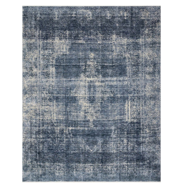 Kennedy Denim/Denim Rug