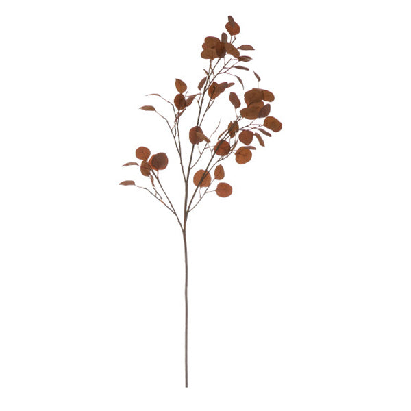 Faux Eucalyptus Leaf Branch