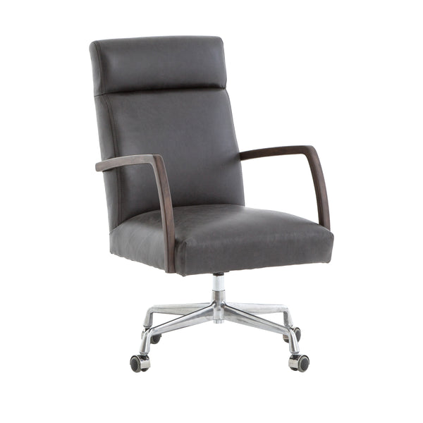 Bryar Office Chair - Ebony