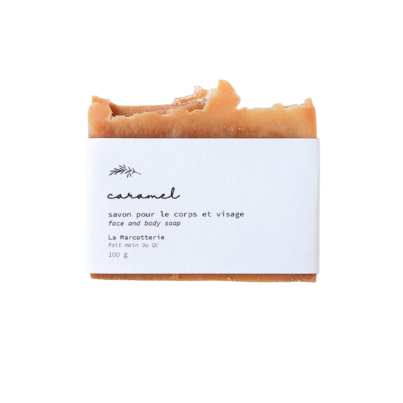 Soap Bar - Caramel