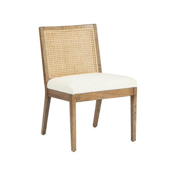 Carlone Cane Dining Chair - Toasted Nettlewood
