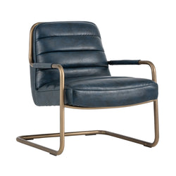 Lane Armchair - Vintage Blue