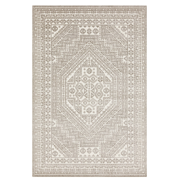 Sonoma Charcoal/White Rug