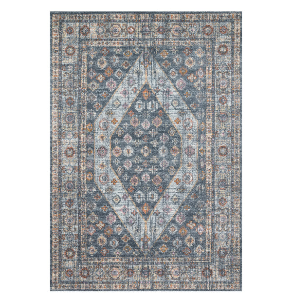 Clara Blue/Light Blue Rug