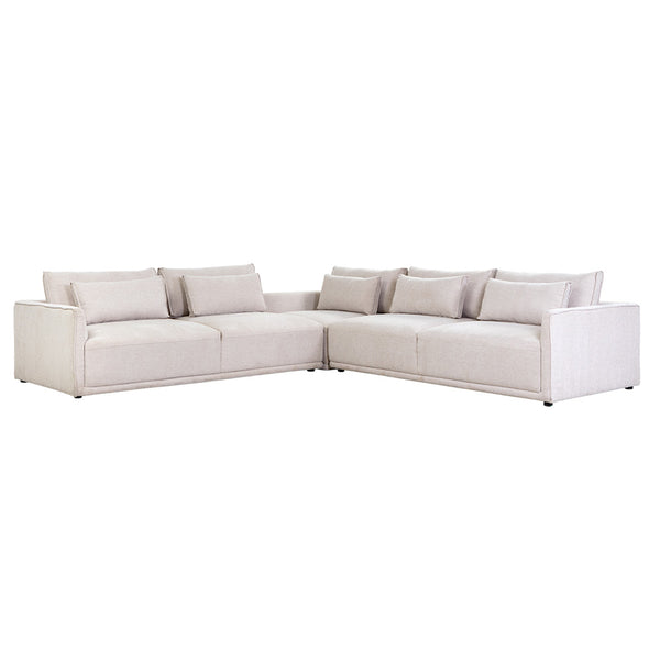 Clyde Sectional - Beige