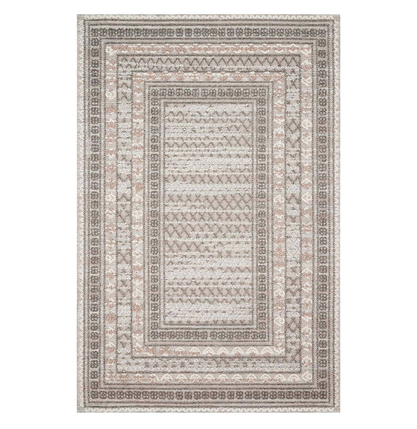 Cole Grey/Multi Rug
