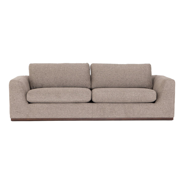 Colton Sofa - Pewter