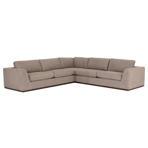 Colton Sectional - Pewter