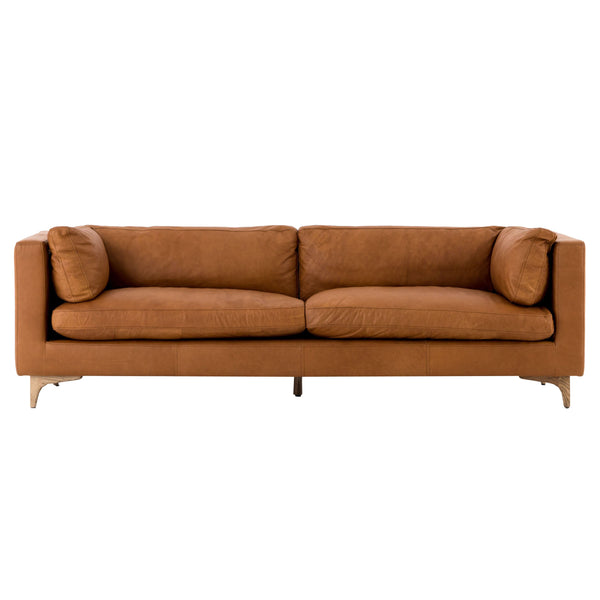 Brackley Leather Sofa